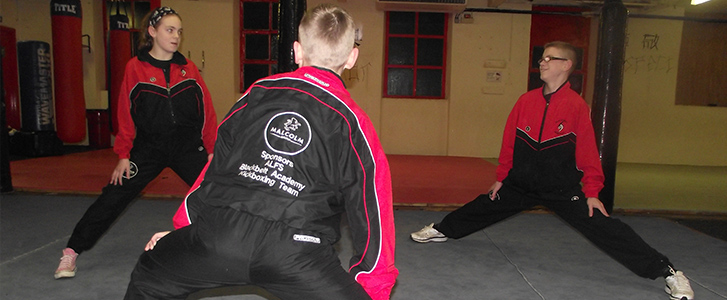 Tracksuits can be purchased as part of the full kit package including a Fighting Suit and Training T Shirt or separately - Kids £80 / Adults £90